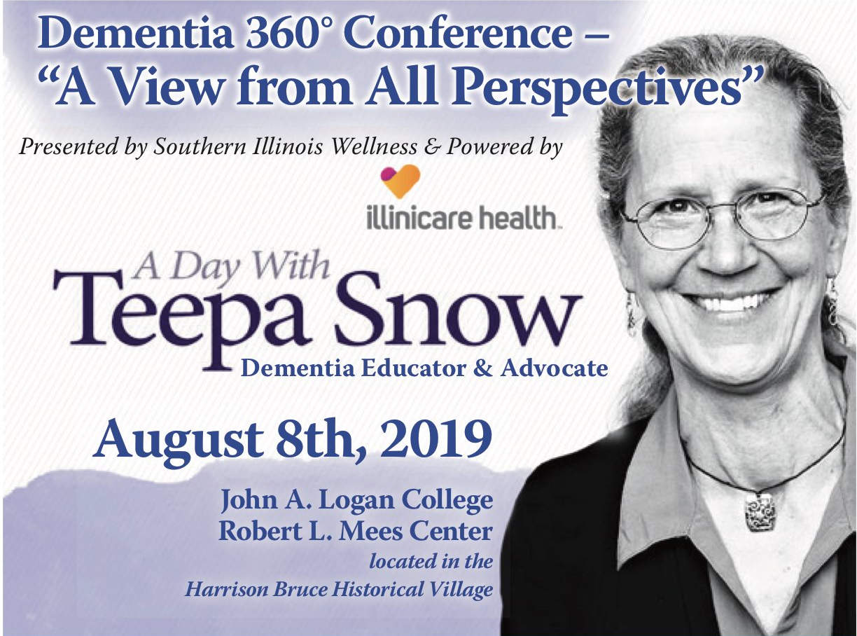Teepa Snow Dementia Educator and Advocate